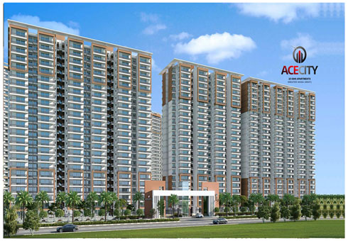 ace city noida extension review